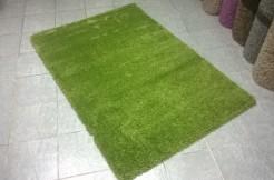 Premium shaggy zeleni 063